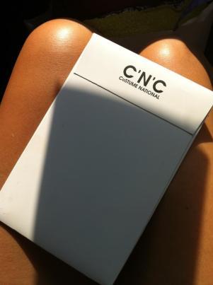 invito CNC (sfilata Milano settembre 2012)