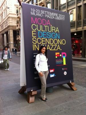 Milan Fashion Week (settembre 2012)