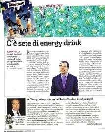 """articolo di Agata Patrizia Saccone pubblicato su """"Panorama-Economy"""""""