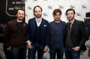 Stefano Accorsi;Nicolo Biondi;Riccardo Scamarcio;Liam McMahon